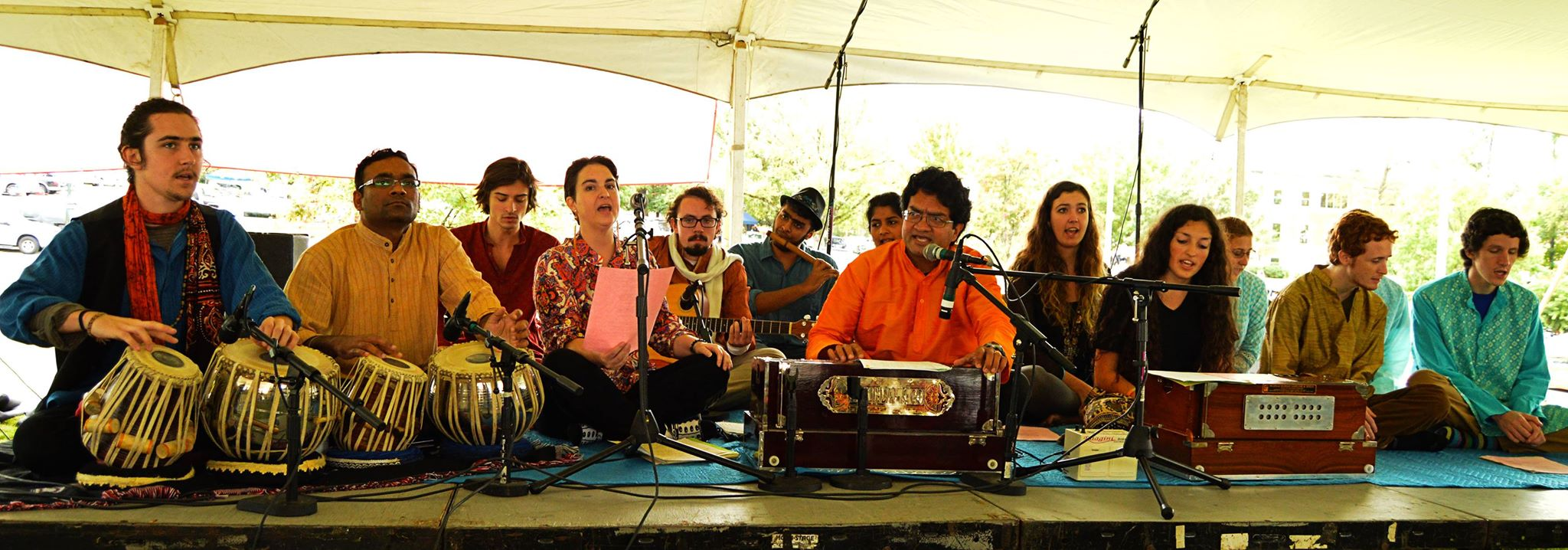 Auburn Indian Music Ensemble