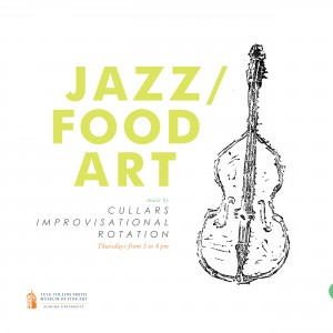 All events for Jazz Food Art Jule Collins Smith Museum of Fine Art