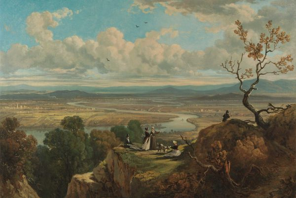 Landscape depicting Massachusetts