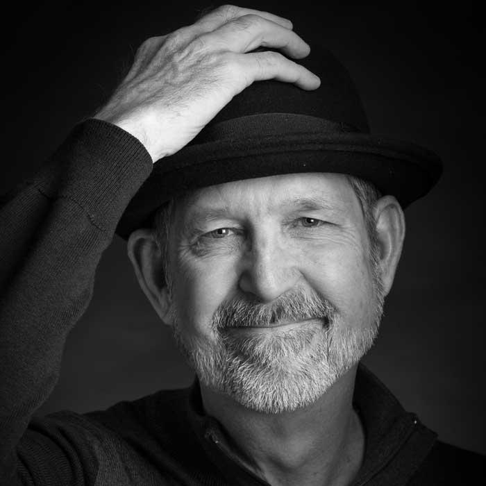 Headshot of poet Kevin McIlvoy