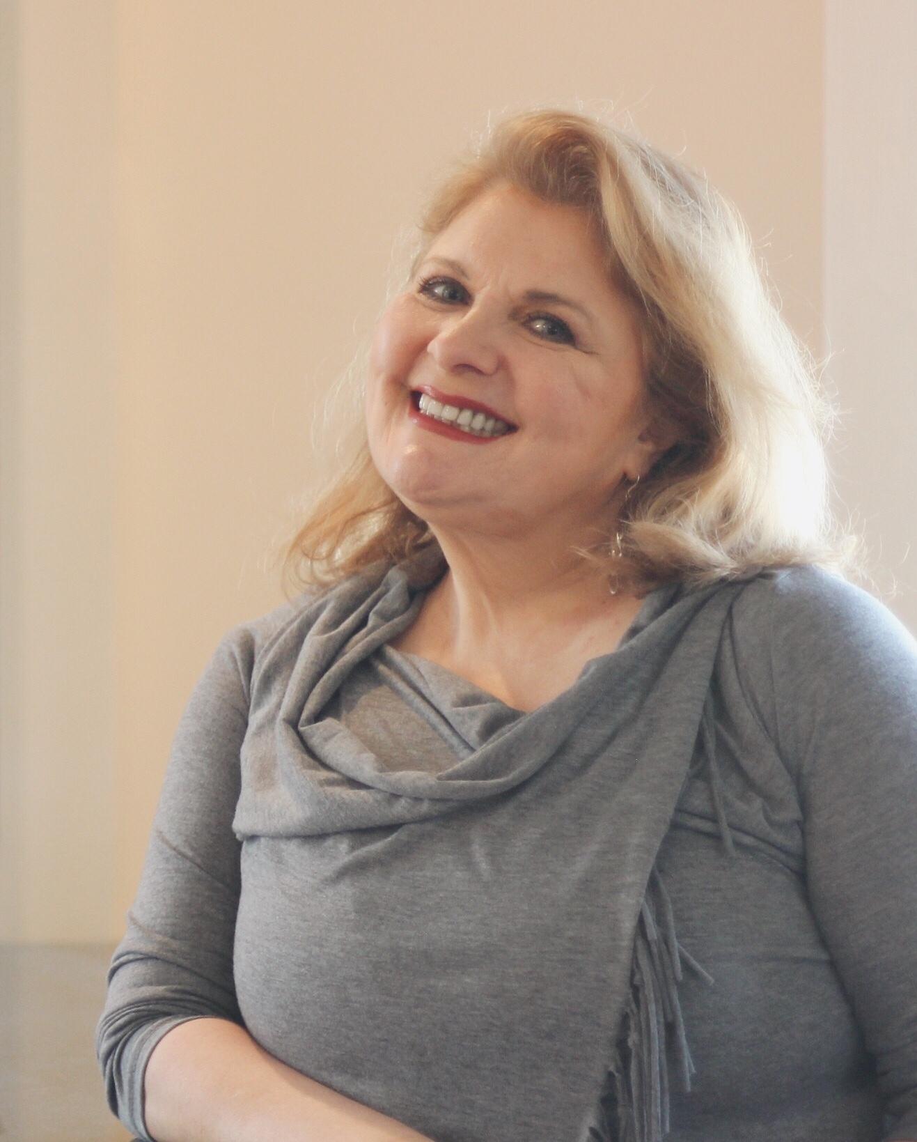visiting artist, mezzo-soprano Janet Hopkins