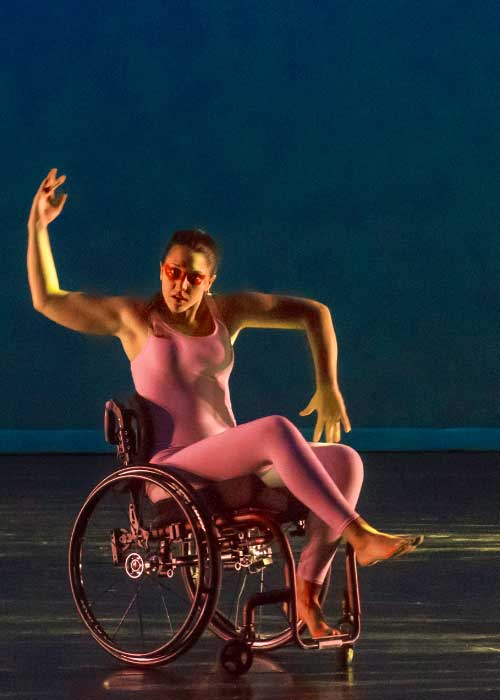 Unpaved Choreography and Dance Anne Nelson