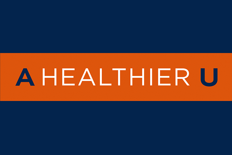 A Healther U wordmark