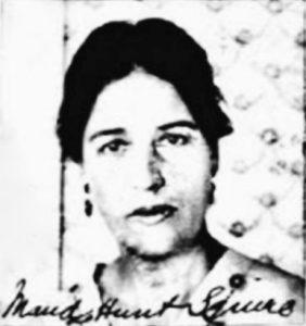 Maud Hunt Squire, 1920