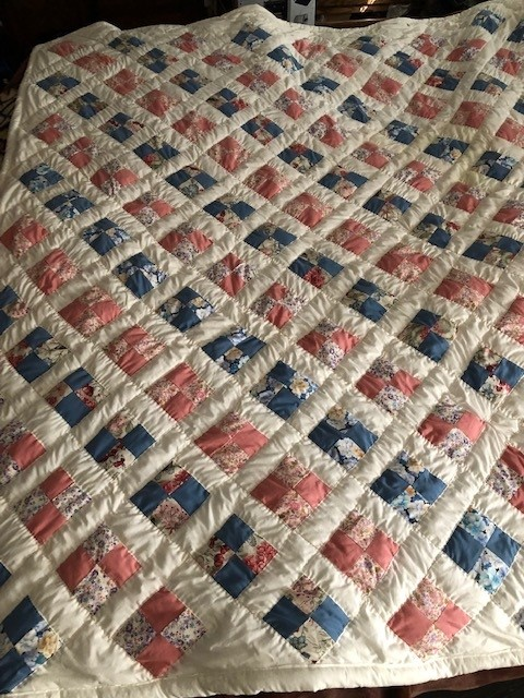 A geometric quilt
