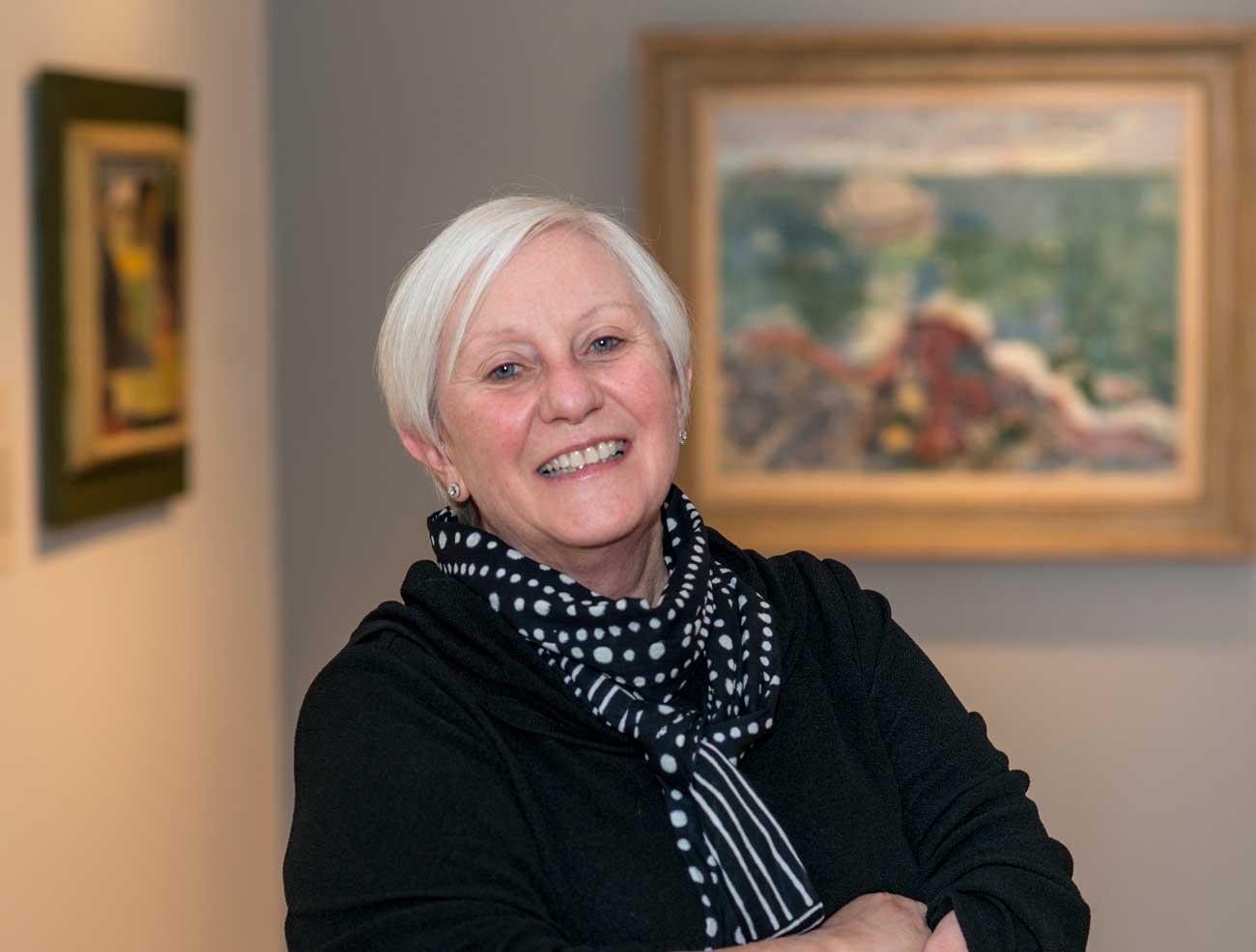 Marilyn Laufer, JCSM Director