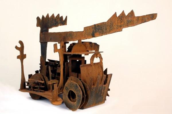 John Himmelfarb, Honor, 2011 Welded plate steel