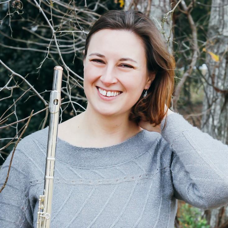 Guest performer Rachel Nozny