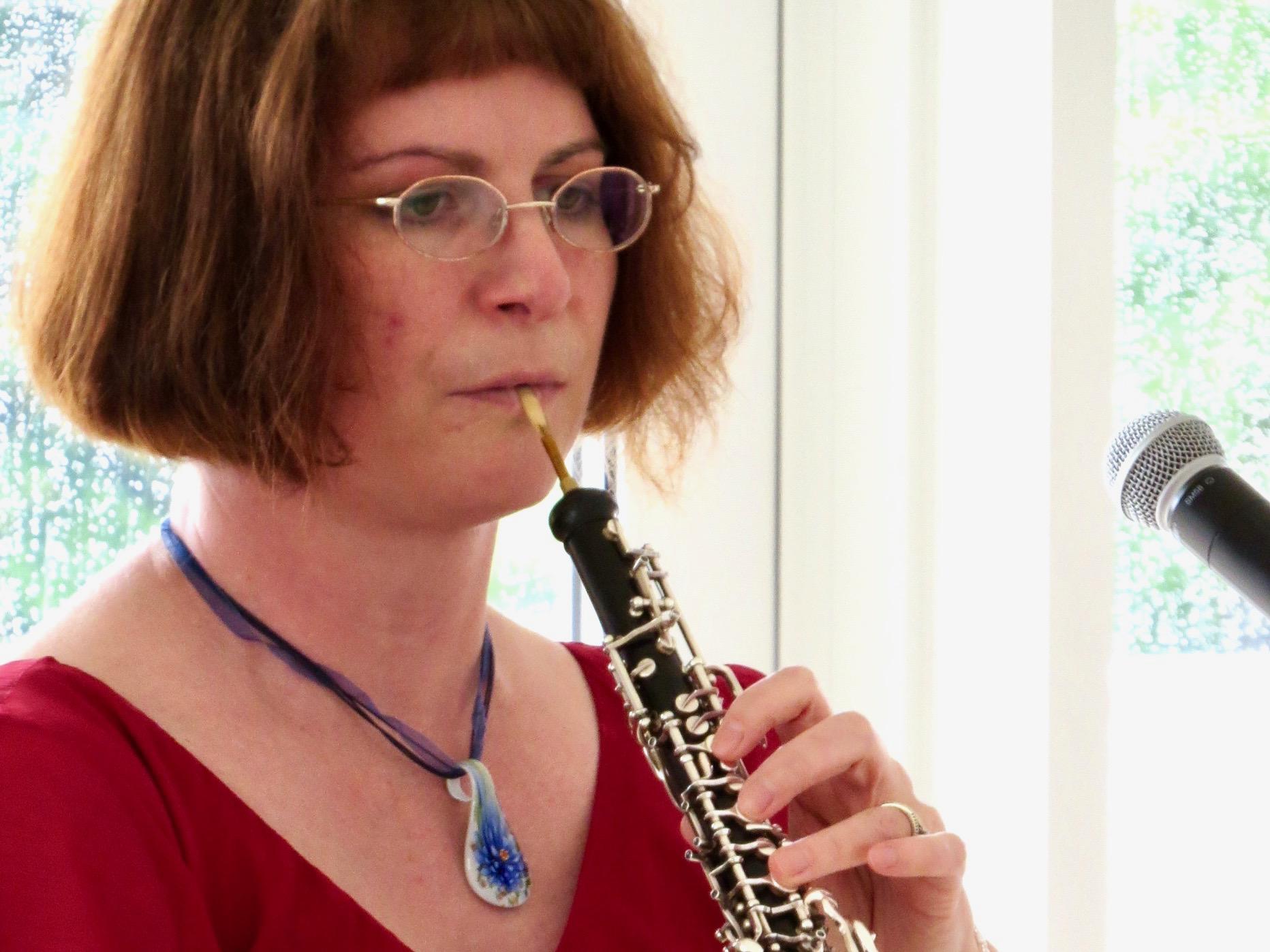 guest performer Jennifer Pifer
