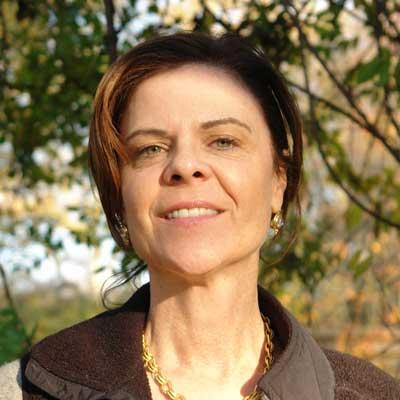 Headshot of Maude Clay