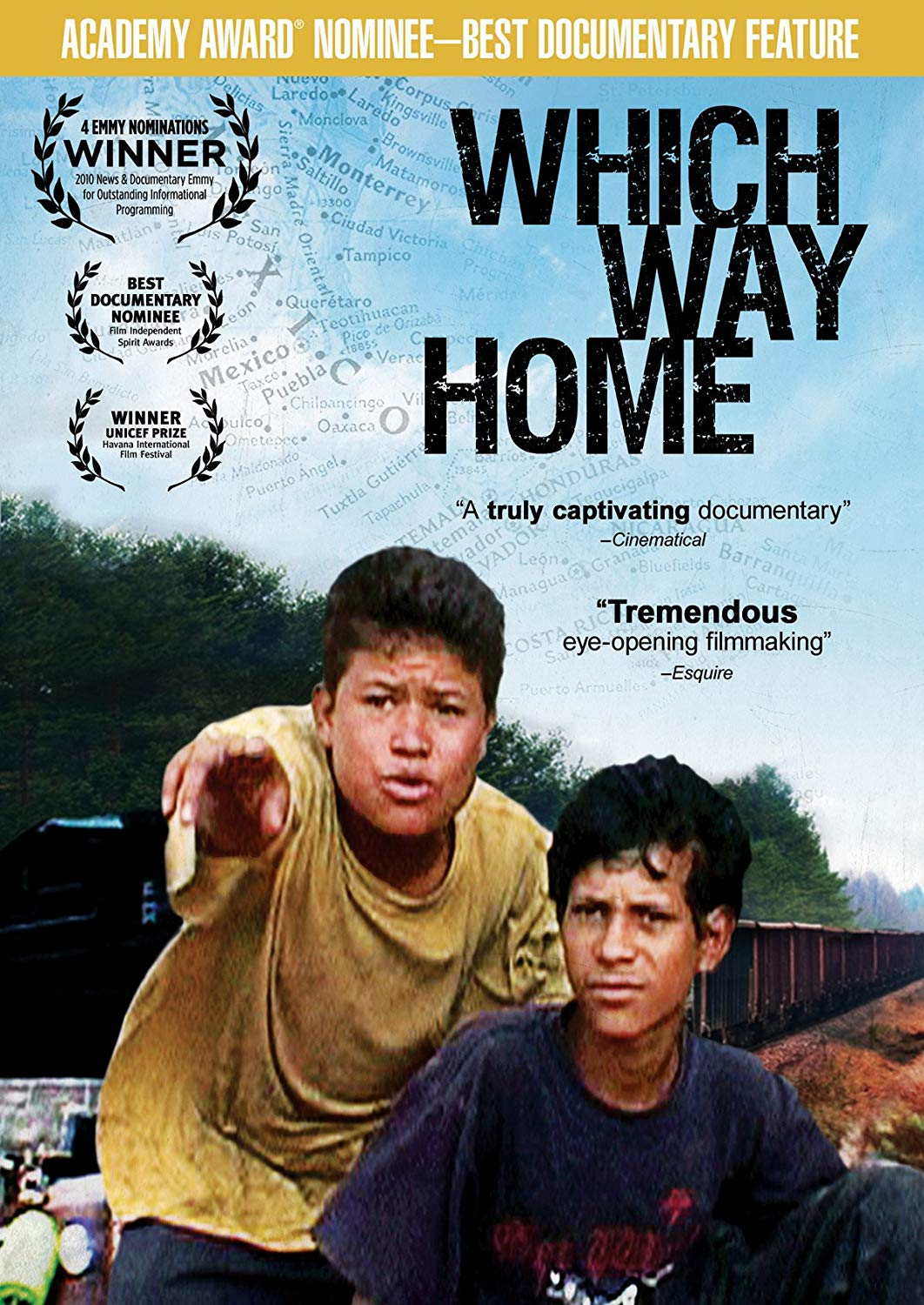 Movie Poster for Which Way Home