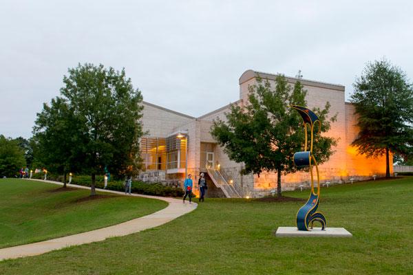 Fettle, Luke Achterberg, Jule Collins Smith Museum of Fine Art at Auburn University, Auburn, Alabama (2015)